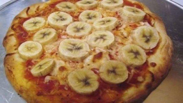 genios culinarios pizza plátano