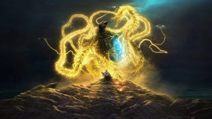 Godzilla El devorador de planetas
