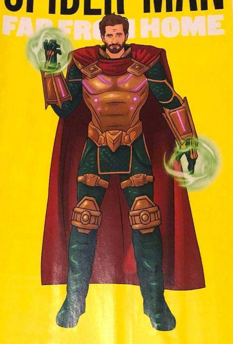 Diseño Mysterio