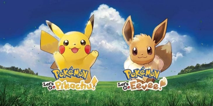 Pokemon Go, Let's Go Pikachu and Evee