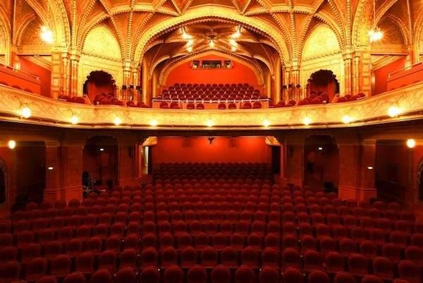 Teatro Nacional de Cine