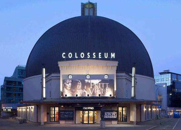 Colosseum cines