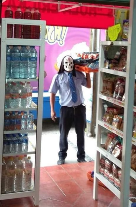 México surrealista parca