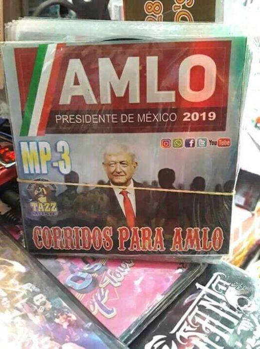 México surrealista amlo