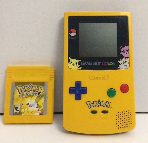 curiosidades game boy pokémon