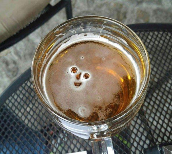 Objetos con mensaje cerveza