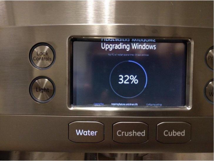 Peor día refrigerador