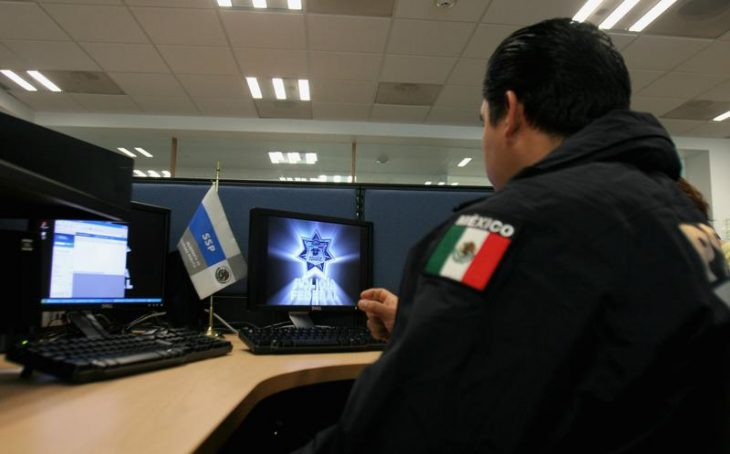 policía cibernética