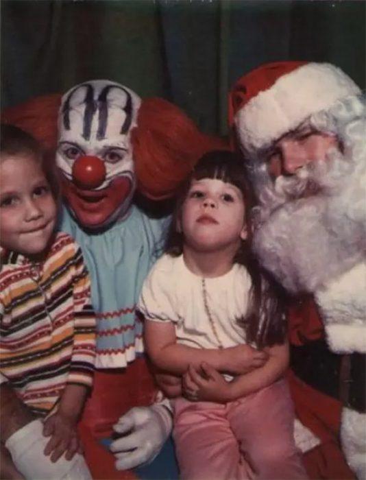 Santa Claus feos 16
