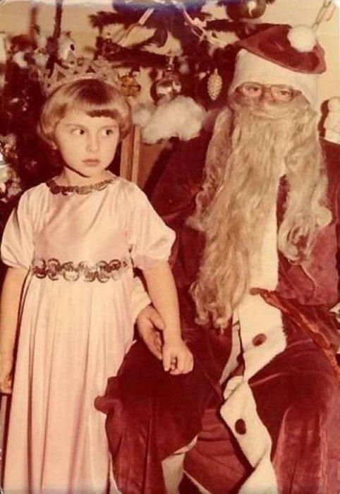 Santa Claus feos 14