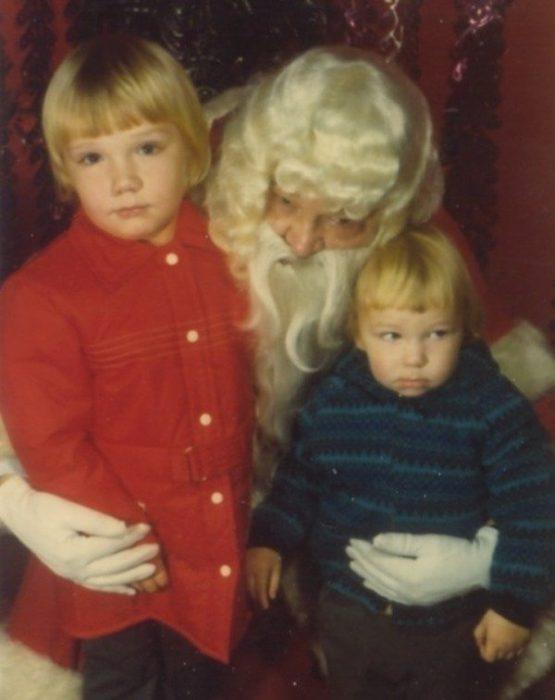 Santa Claus feos 13
