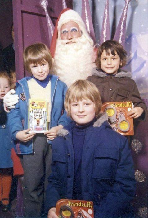 Santa Claus feos 11