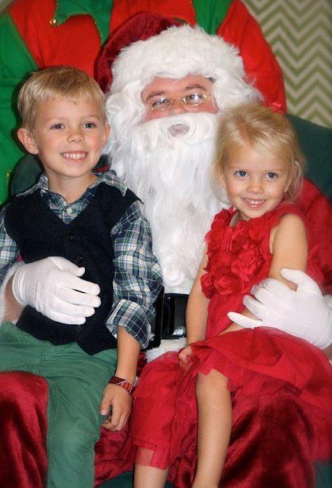 Santa Claus feos 10