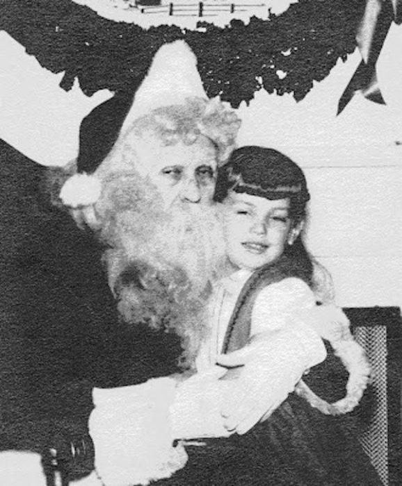 Santa Claus feos 9