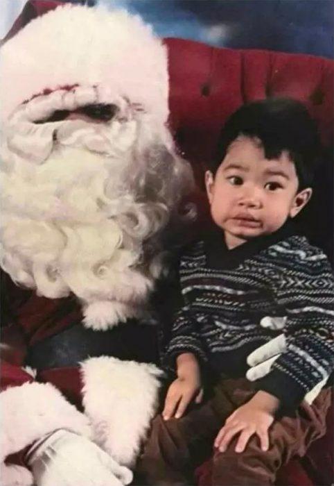 Santa Claus feos 8