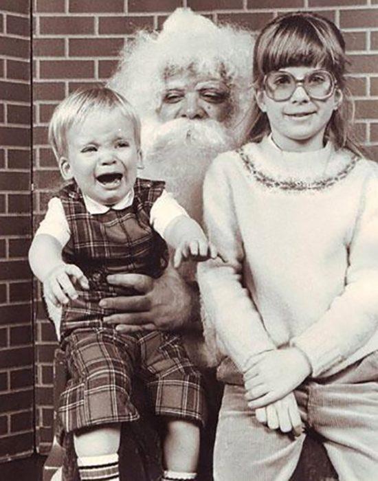 Santa Claus feos 7