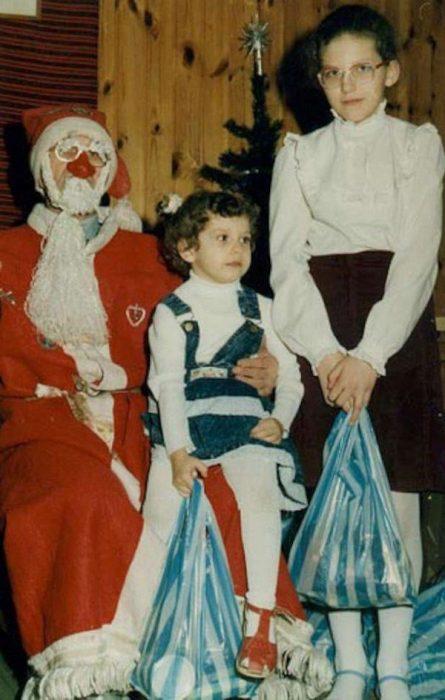 Santa Claus feos 6