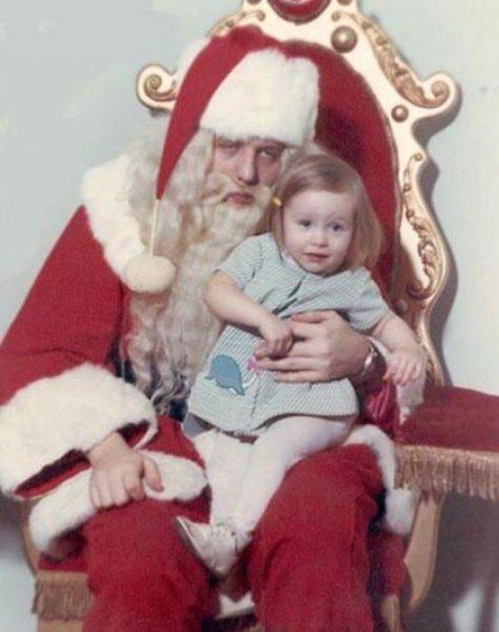 Santa Claus feos 20