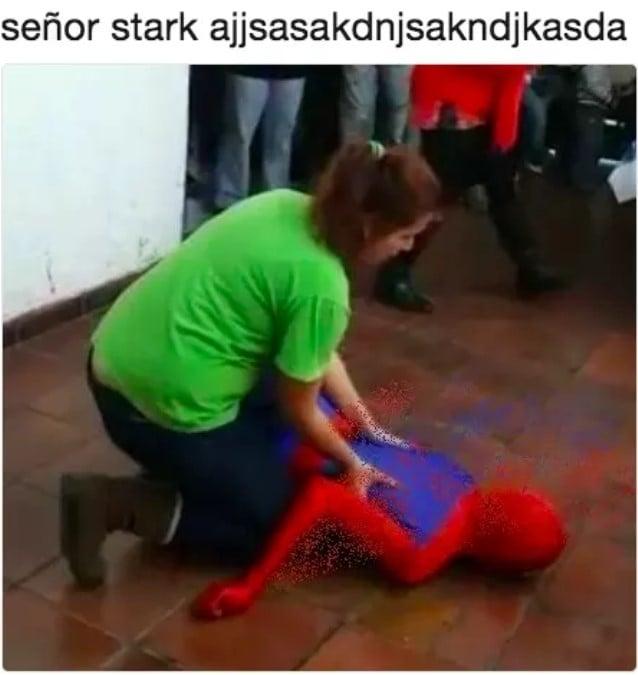 señor stark
