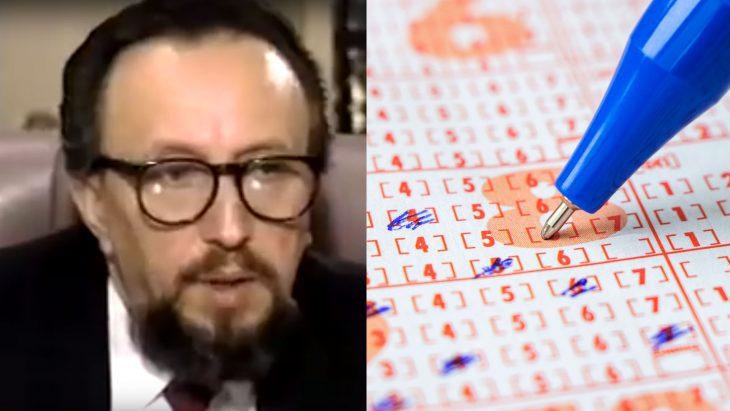 Stefan mandel matemáico loteria