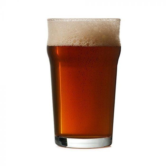 vaso cerveza nonic
