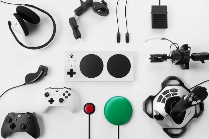 Control adaptable de Xbox