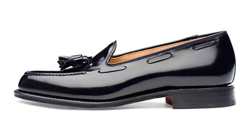Tipos de zapatos tassel