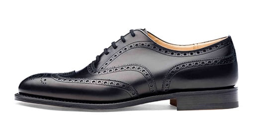 Zapatos de vestir full-brogue
