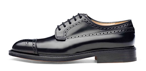 Tipos de zapatos cromwell