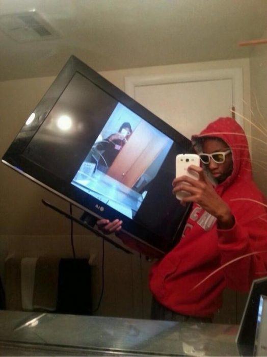 Las mejores selfies