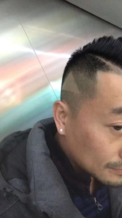 error de corte de pelo