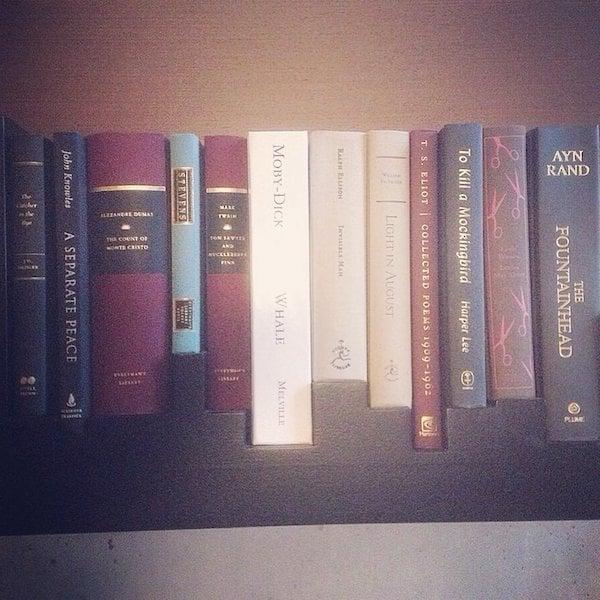 fotos de paz dentro de los libros