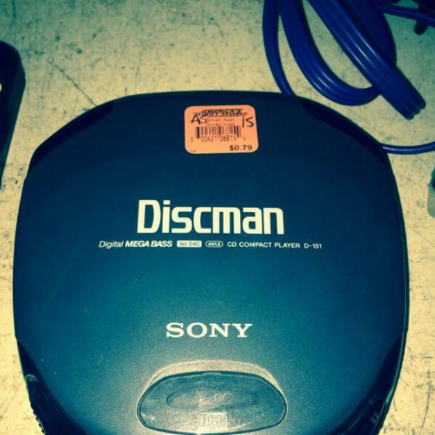diskman