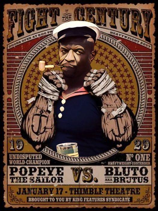 Las tripulaciones de Terry como Popeye 1