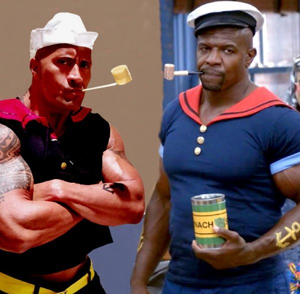 Terry crews como popeye 17