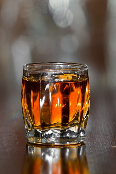 bourbon shot