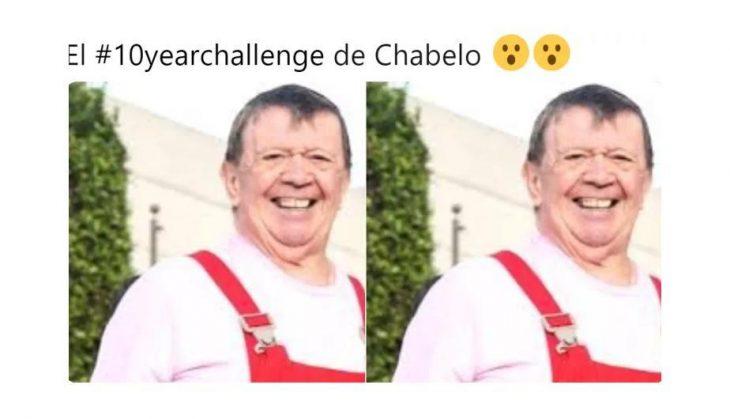 challenge chabelo