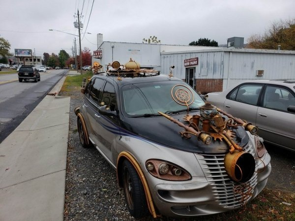 Carros feos