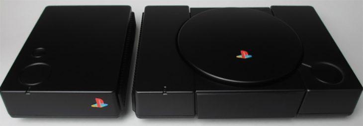 Lector de floppy para PS1