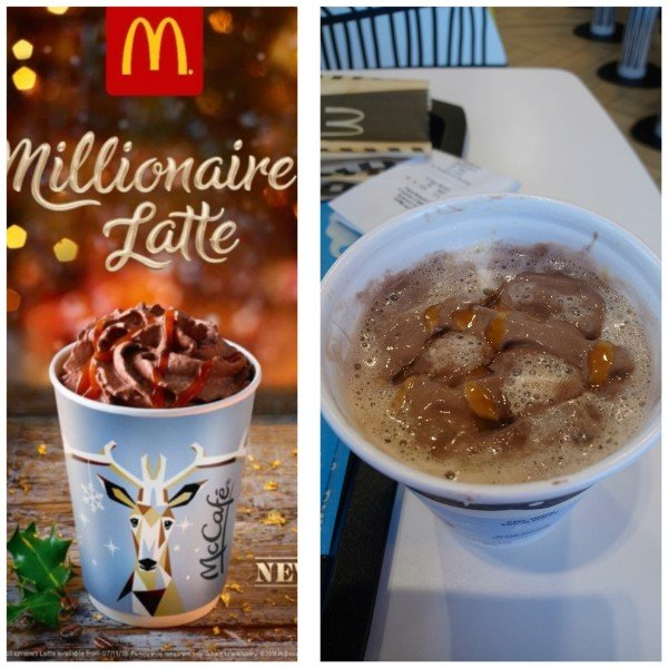 expectativa vs realidad macdonalds bat