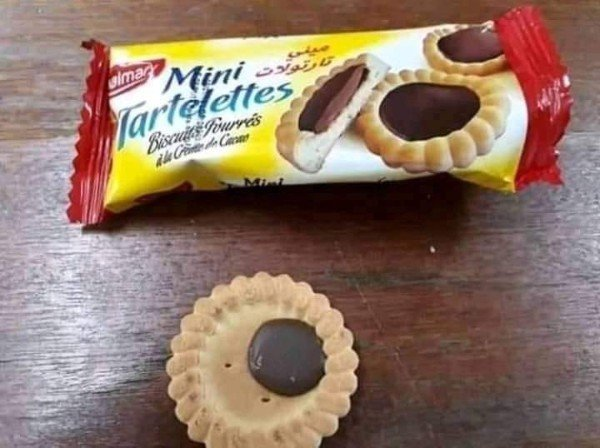 galleta esperar vs realidad