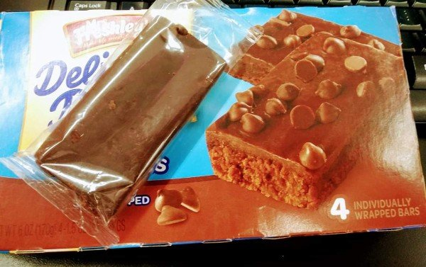 esperar vs realidad chocolate
