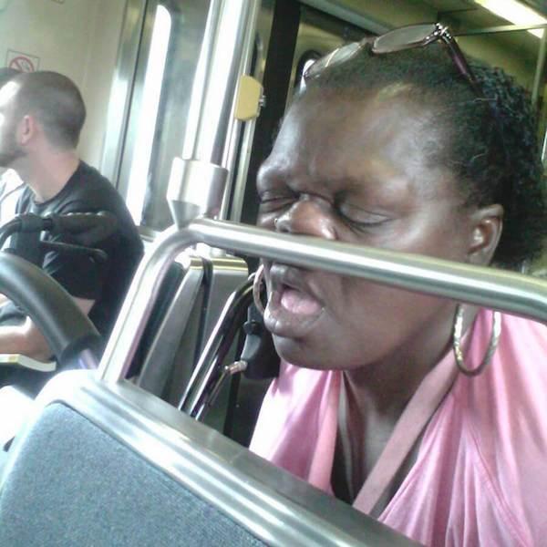 gente extraña medidor de sueño