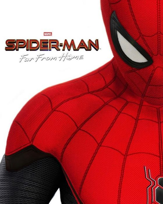 póster spider-man far from home