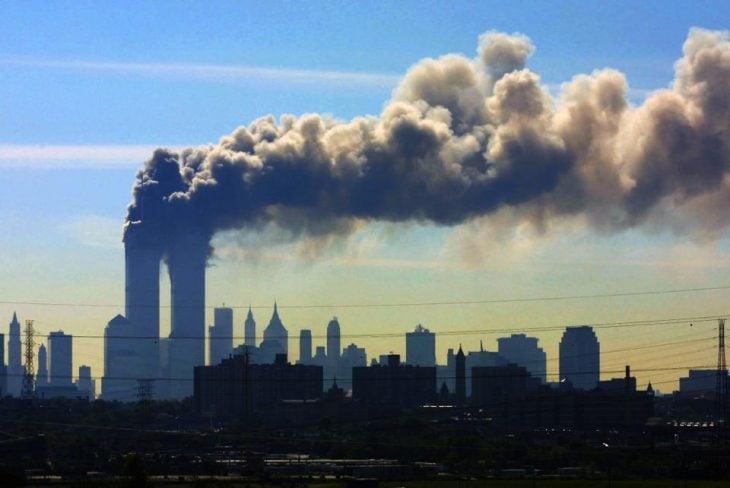 ataque WTC 911