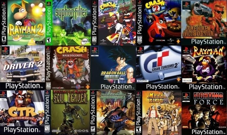 Juegos PS1
