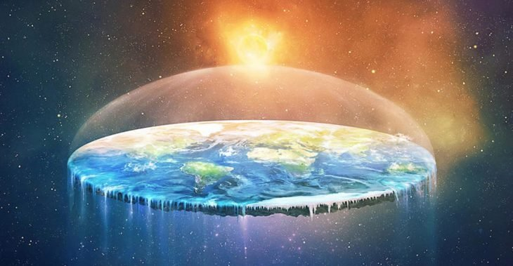 Tierra plana