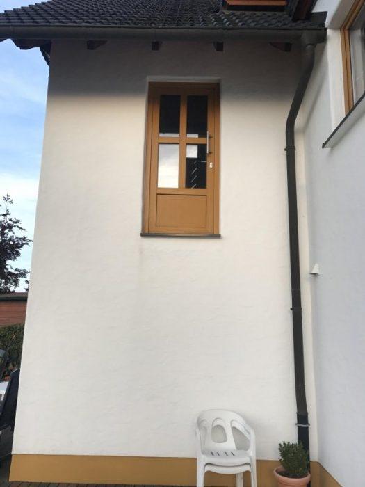 Puertas mal colocadas