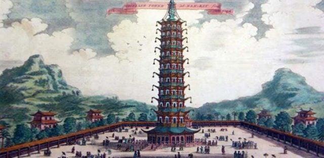 torre de china