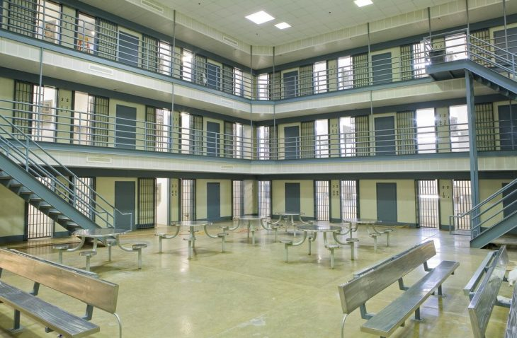 Prisión de corea del sur